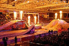 NIGHT of the JUMPs - In Linz beginnt's: Start in die neue EM-Saison