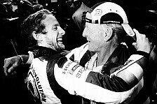 Formel 1 - Stich ins Herz: Button: 1. Rennen ohne Vater seit 2001