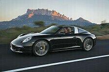 Auto - Der neue Porsche 911 Targa