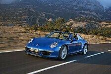 Auto - Video: Neuer Klassiker: Der Porsche 911 Targa
