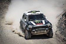 Dakar - Technische Probleme f�r Sainz und Gordon: Peterhansel holt mit Tagessieg deutlich auf