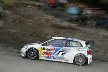 WRC - Ins Reifenschlamassel gerutscht: Monte Carlo: Volkswagen traute den Augen nicht