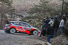 WRC - Zielankunft oberste Priorit�t: Hyundai: Kilometer fressen in Schweden