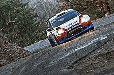 WRC - Bryan Bouffier vorne: Monte Carlo: Kubica verliert die F�hrung