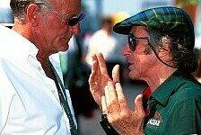 Formel 1 - John hat sein Leben gelebt: Stewart: Rennfahrer sind h�rter im Nehmen