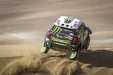 Dakar - Video: Rallye Dakar 2014 - Best of: Autos