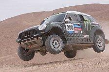 Dakar - Die Vierrad-Stars der Wüste