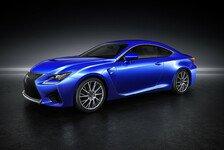 Mehr Sportwagen - Vorstellung einer Studie in Genf: Lexus steigt in den GT3-Sport ein