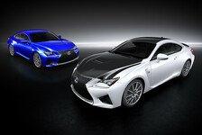 Der neue Lexus RC F