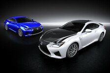 Auto - Bilder: Lexus RC F