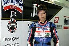 Moto2 - Keine WM?: Nozane mit schwerem Schicksalsschlag
