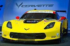 IMSA - Der neue GT-Laster: Corvette C7.R