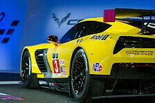USCC - Der neue GT-Laster: Video - Im Detail: Die Chevrolet Corvette C7.R