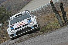 WRC - Favoritensterben im F�rstentum: Monte Carlo: Ogier schie�t an die Spitze