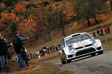 WRC - Bilderserie: Rallye Monte Carlo - Die Stimmen vor dem Finaltag