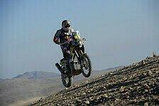 Dakar - 15 Minuten Strafe wegen Motorwechsel: Coma verliert Etappensieg