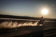 Dakar - Video: Rallye Dakar 2014 - Best of: Motorr�der