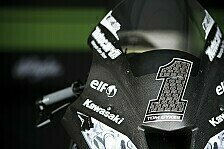Superbike - Kawasaki Racing Team in Almeria