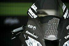 Superbike - Bilder: Kawasaki Racing Team in Almeria