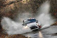 WRC - Zwei Kilometer im Blindflug: Falscher Aufschrieb sorgt bei Bouffier f�r Chaos