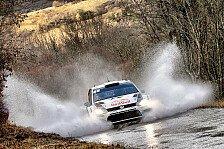 WRC - Zwischen Schnee und Sintflut: Monte Carlo: Ogier baut F�hrung im Schongang aus