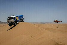 Dakar - Video: Rallye Dakar 2014 - Best of: Trucks