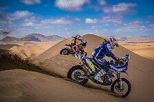 Dakar - Despres verliert Tagessieg: Rallye Dakar 2014: Coma triumphiert