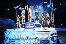 NIGHT of the JUMPs - EM-Runde drei und vier: Zur�ck in Graz