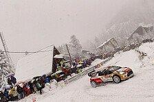 WRC - Den Lernprozess fortsetzen: �stberg: Schweden-Vorbereitung bei Mountain Rally