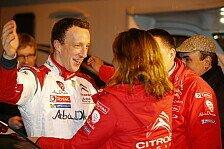 WRC - Wenn ich es hier kann...: Meeke: Entspannt und fehlerfrei dank Vertrag