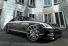 Auto - Knight Luxury setzt neue Ma�st�be: Maybach in absoluter Perfektion