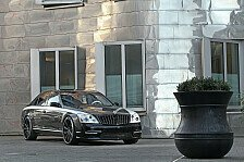 Auto - Bilder: Knight Luxury Sir Maybach