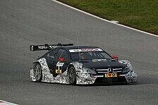 DTM - Mit sieben Fahrzeugen am Start: Mercedes gibt Fahrerkader 2014 bekannt