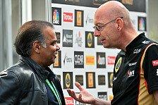 Formel 1 - Verhandlungen laufen weiter: Quatum-Vorstand Ijaz sauer auf Medien