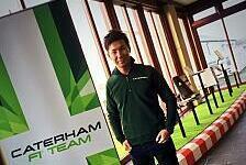 Formel 1 - Erster Schwede seit 1991: Caterham verpflichtet Kobayashi & Ericsson