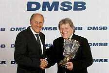 DTM - Motorsport Made in Germany: DMSB ehrt Haug f�r pers�nliche Verdienste