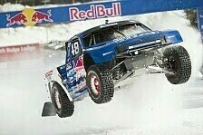 Mehr Motorsport - Red Bull Frozen Rush 2014