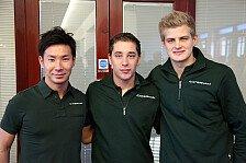 Formel 1 - Bilder: Pr�sentation: Fahrer Caterham