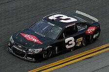 NASCAR - Die erste Startreihe steht fest: Daytona 500: Pole f�r die #3 Austin Dillon