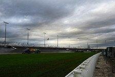 NASCAR - Heftige Gewitter �ber Daytona Beach: Daytona-Rennen auf Sonntag verschoben