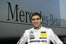 DTM - Video: Vitaly Petrov im Interview
