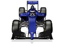 Formel 1 - Bilder: Pr�sentation Williams FW36