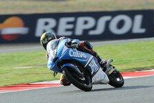 Moto3 - Vier Eins�tze vorgesehen: Gardners Sohn plant Wildcard-Starts