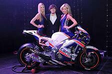 MotoGP - Production-Racer enth�llt: Abraham pr�sentiert sein 2014er-Bike