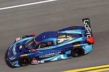 USCC - DP-Boliden deutlich vor LMP2: Daytona-Auftakt: Corvette setzt erste Duftmarke