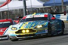 USCC - Entt�uschung von Daytona wirkt nach: Aston Martin: R�ckzug nach einem Rennen?