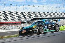 USCC - Rundenzeiten konstant und gut: Engelhart in Daytona: Im Pech, aber zufrieden