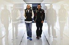 Formel 1 - Wir sp�ren den Druck: Lotus: Ressourcen-Schlacht gegen Mercedes