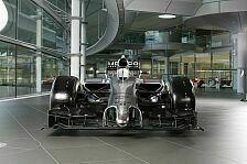 Formel 1 - N�chster Nasenb�r kommt: McLaren MP4-29: Neue Designphilosophie
