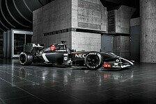 Formel 1 - Bilder: Pr�sentation Sauber C33